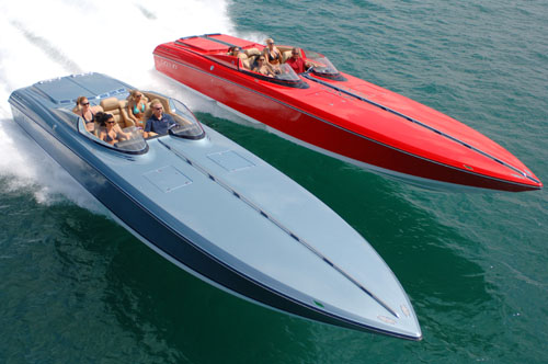 Donzi Boats | ActionHub