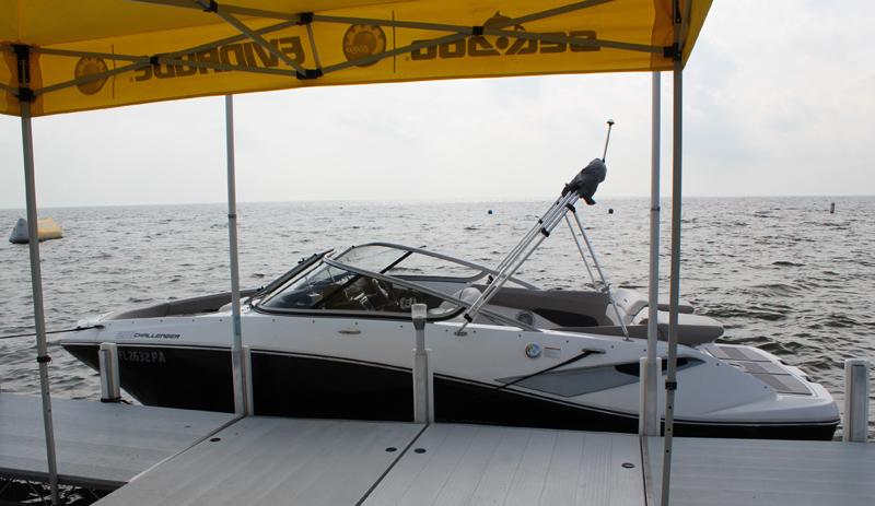 Sea-Doo 210 Challenger Jet Boat | ActionHub