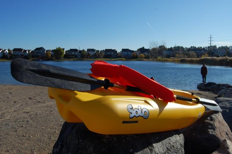 Pelican Solo Youth Kayak | ActionHub