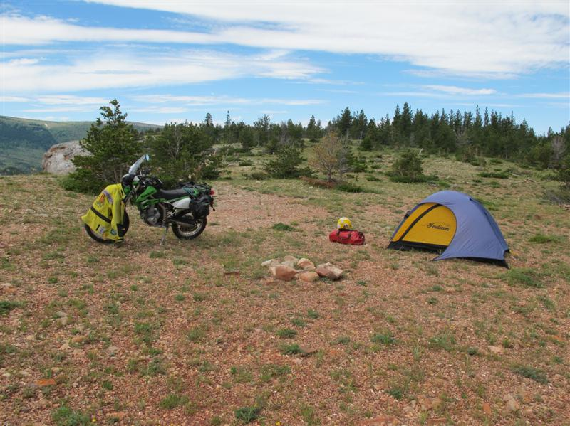 Adventure Camping: In Search of Solitude