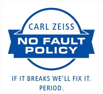 Carl Zeiss Sports Optics Announces No-Fault Policy for New