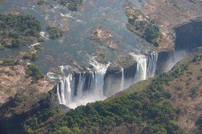 Africa S Victoria Falls