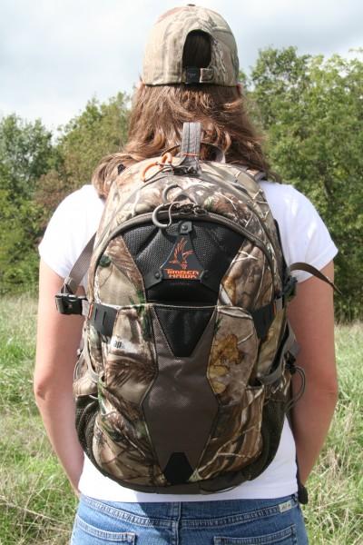 Timber Hawk Buck Scrape Backpack | ActionHub