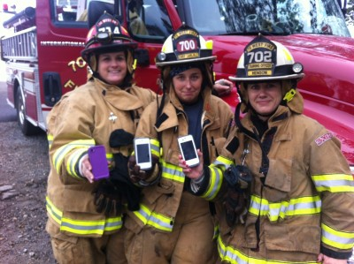 Firefighters love Lifeproof