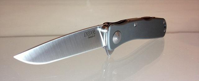 SOG Twitch II Knife | ActionHub