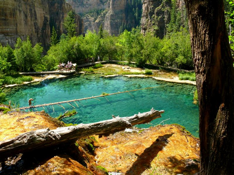 Hanging Lake, Glenwood Springs, Colorado   ActionHub