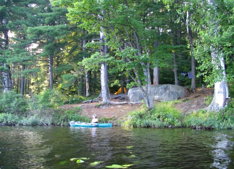 Canoe Camping | ActionHub
