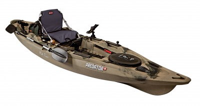 Predator Kayak by Old Town Canoes & Kayaks | ActionHub