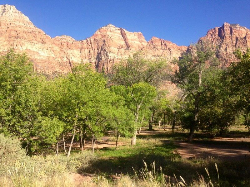 Government Shutdown Forces Closure of Zion National Park