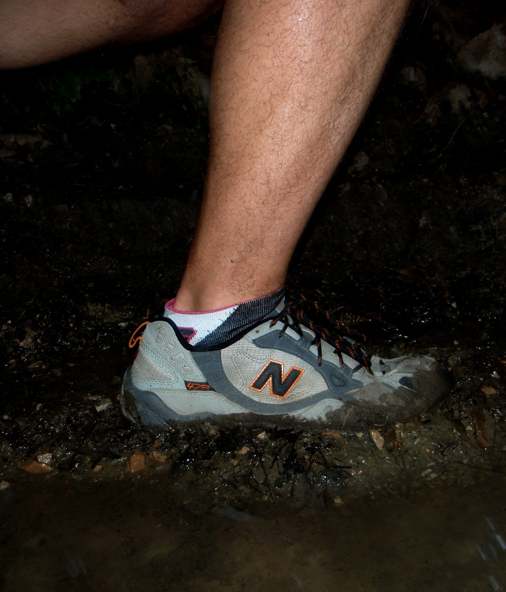 Trail Running Shoe Meaning