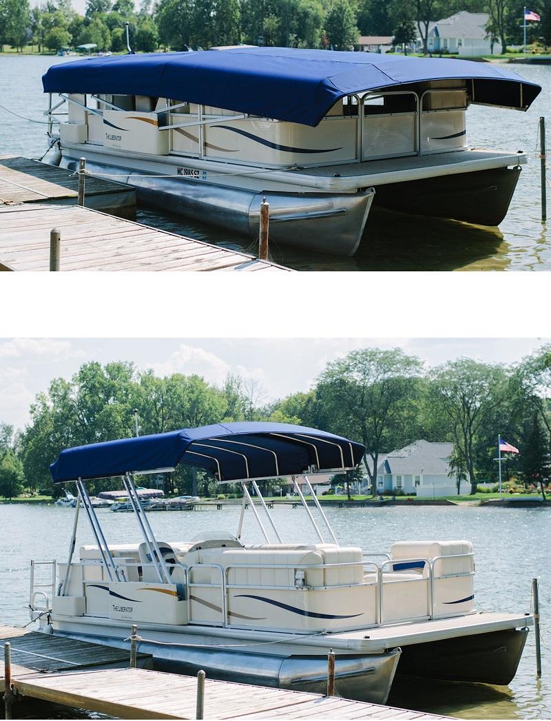 Bentley Pontoon Boats >> WeatherMax Fabric Used on Fully Automatic Pontoon Cover | ActionHub