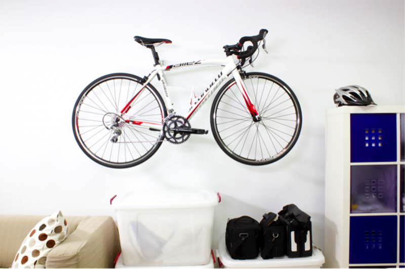 Tern Introduces Perch Bicycle Wall Mount Actionhub