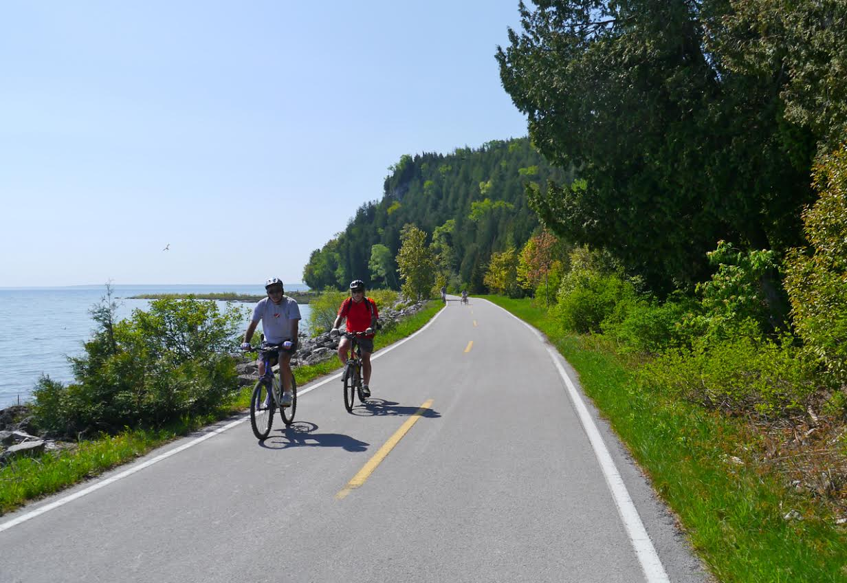 Experience Mackinac Island From The Saddle Of Your Bicycle