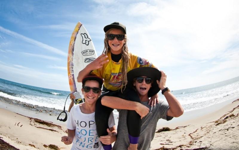 Caroline Marks  Surf Prodigy Actionhub