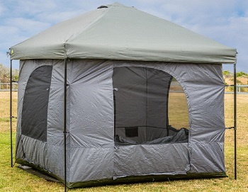 Standing Room Tents | ActionHub & Be the Envy of All at Outdoor Events and Trips with Standing Room ...