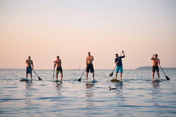 Paddling Across Lake Michigan   ActionHub
