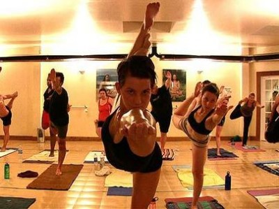 For Bikram All You Need Is A Yoga Mat Towel And Copious Amounts