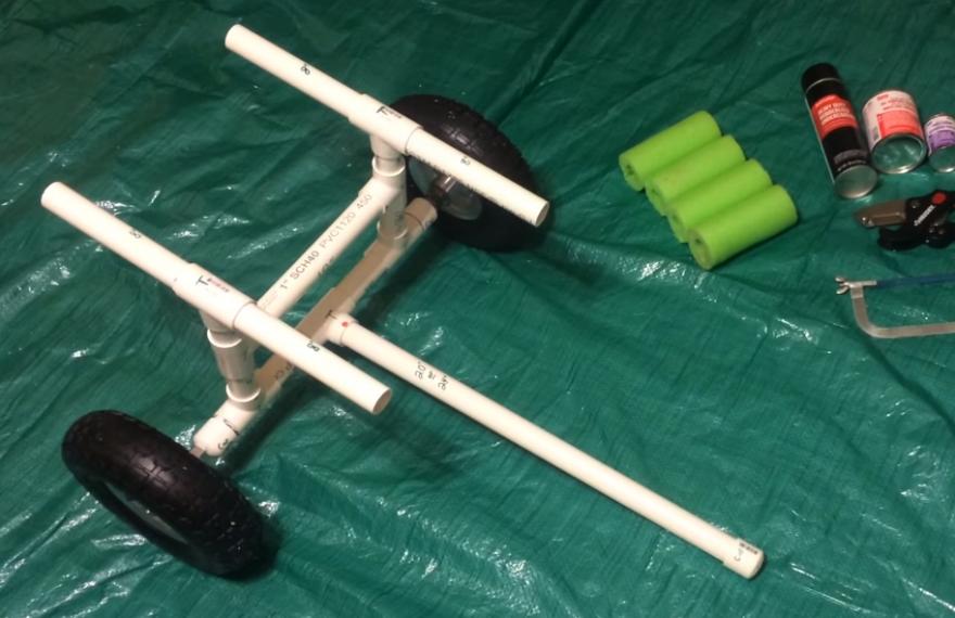 paddleboard cart | ActionHub