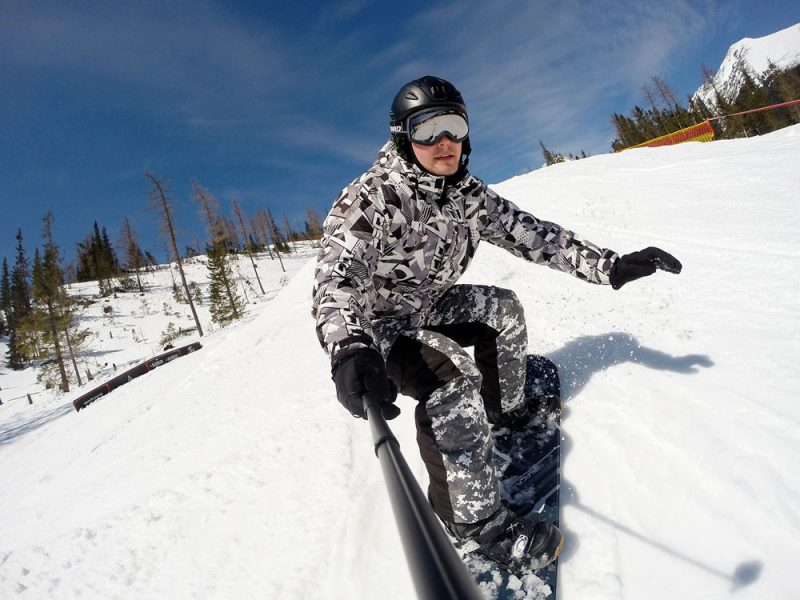 GoPro Tips For Snowboarders | ActionHub