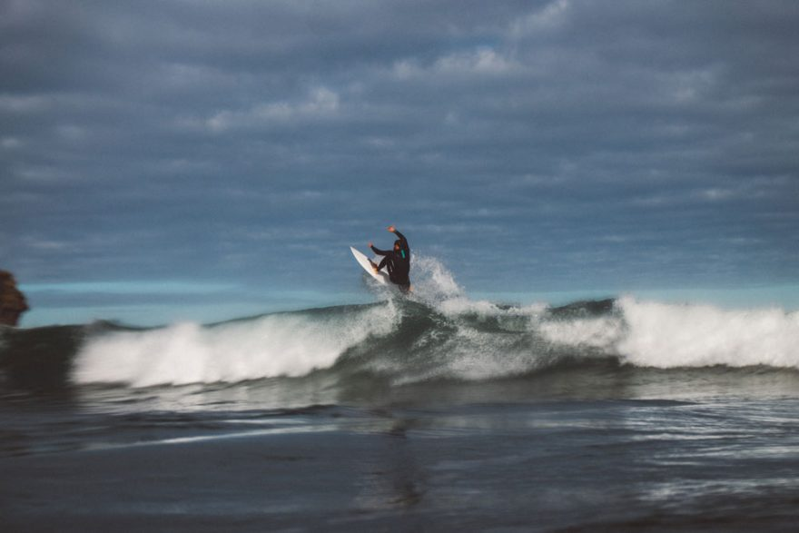 Cold Water Surfing | ActionHub