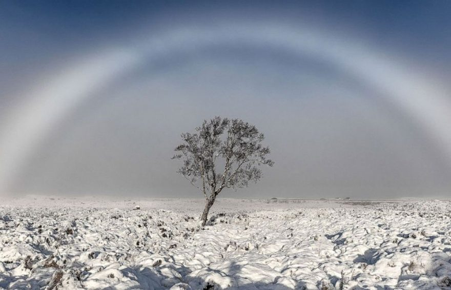 Fogbow in Scotland | ActionHub