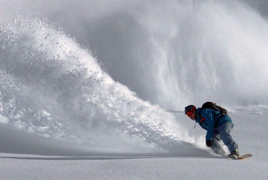 Practice Snowboarding | ActionHub