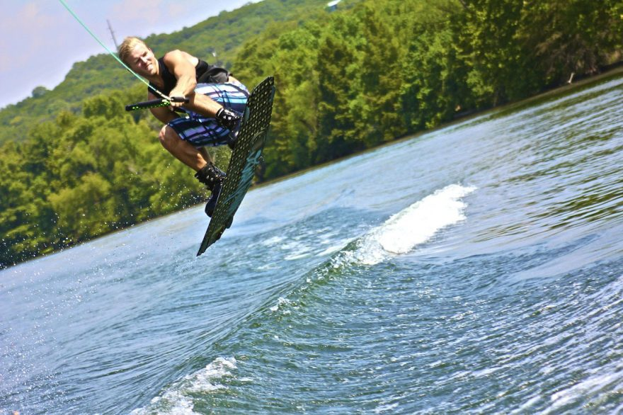 Wakeboard Tricks | ActionHub
