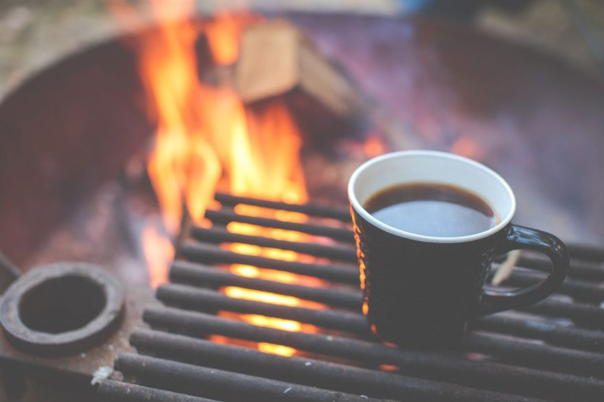 There S Nothing Quite Like Being Surrounded By Nature Possibly On A Frosty Day And Enjoy Perfect Cup Of Coffee If You Re Camping May Be Out For