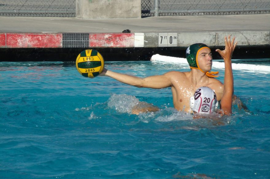 Basic Rules of Water Polo   ActionHub