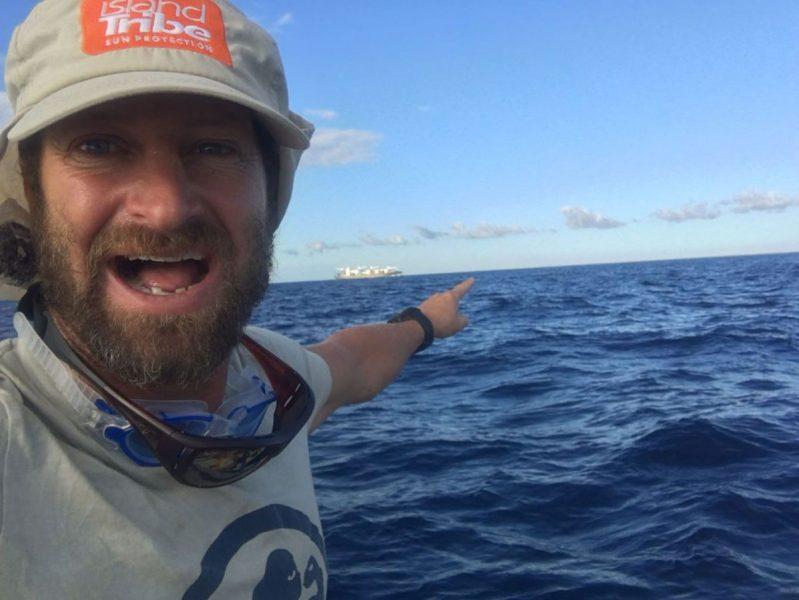 Chris Bertish Transatlantic SUP Crossing | ActionHub