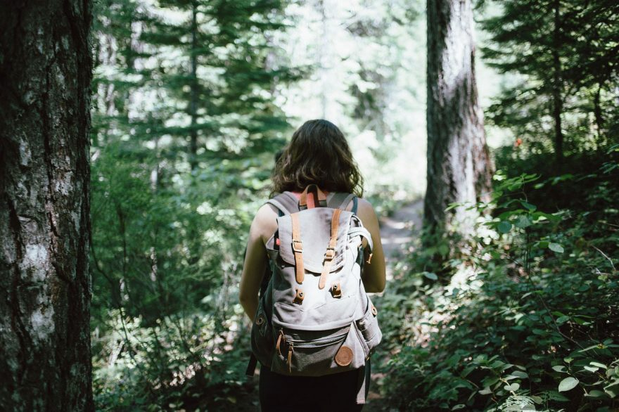 Backpacking On Your Period | ActionHub