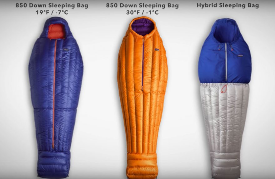Patagonia 850 Down Sleeping Bag | ActionHub