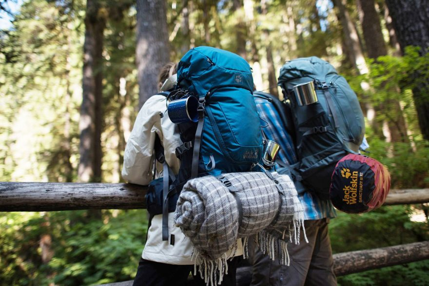 Food Storage When Backpacking | ActionHub