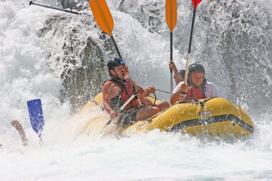 Rafting in Kentucky   ActionHub