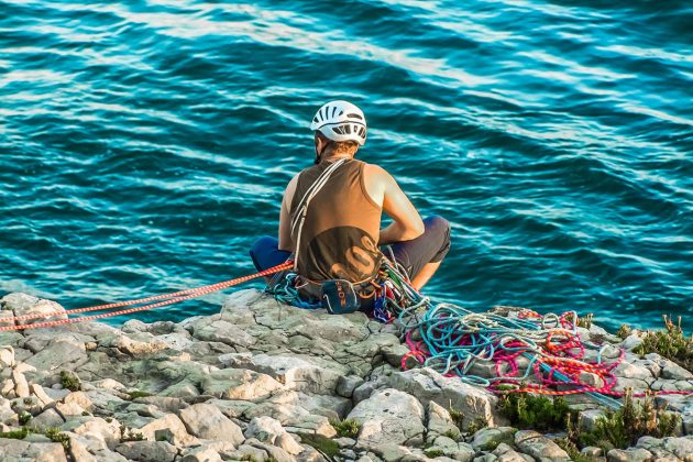 Guide: How to Choose a Climbing Helmet