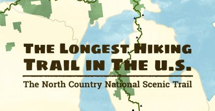 Infographic: Do You Have What It Takes to Tackle America's Longest Hiking Trail?   ActionHub