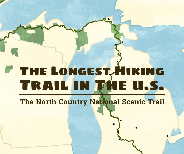Infographic: Do You Have What It Takes to Tackle America's Longest Hiking Trail? | ActionHub