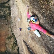 Sasha DiGiulian Becomes Second Ever to Free Climb Mora Mora | ActionHub