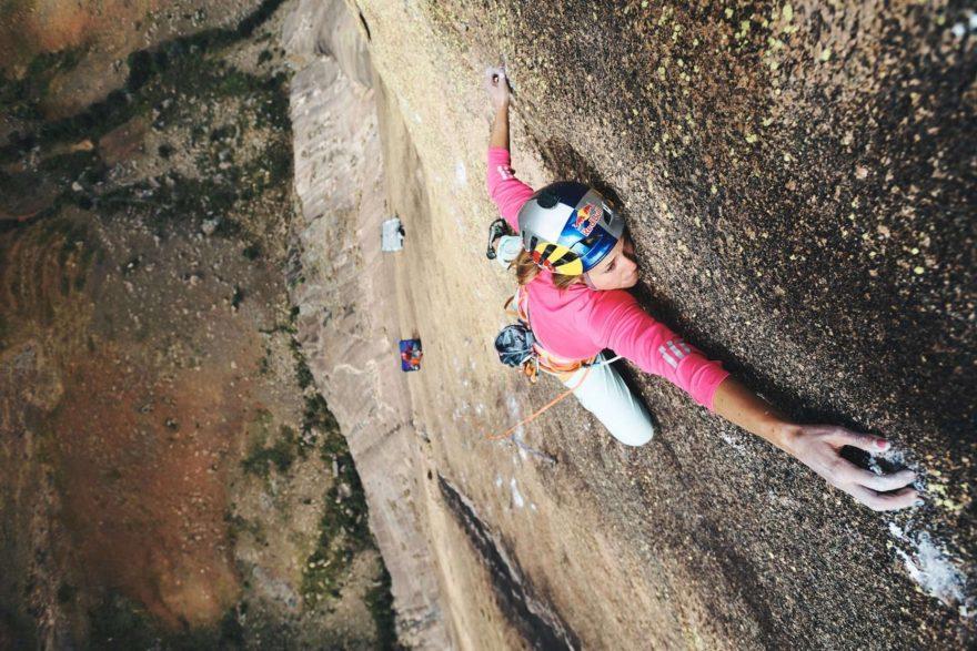 Sasha DiGiulian Becomes Second Ever to Free Climb Mora Mora   ActionHub