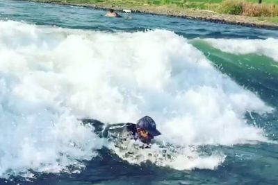 Gerry Lopez Body Surfing | ActionHub