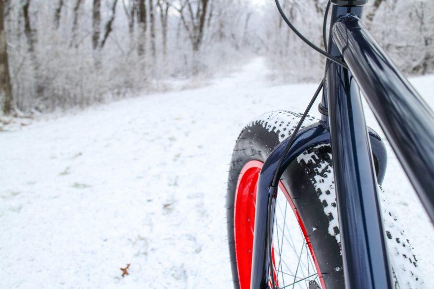 Get fit while fat biking   ActionHub