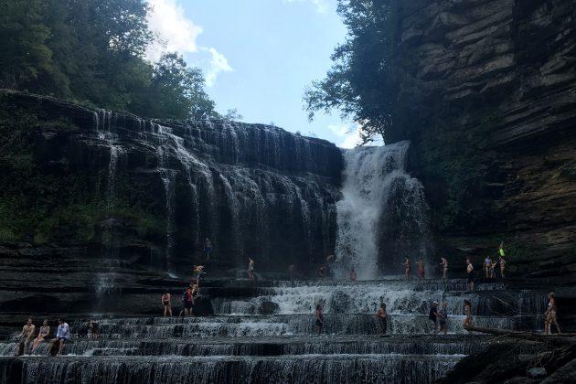 Escape the Nashville Heat in Cummins Falls State Park | ActionHub