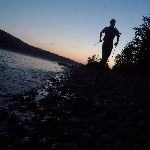 New FKT Record On The Appalachian Trail | ActionHub