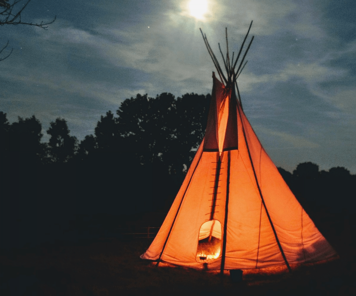 Top 5 Spots to Glamp on Airbnb | ActionHub