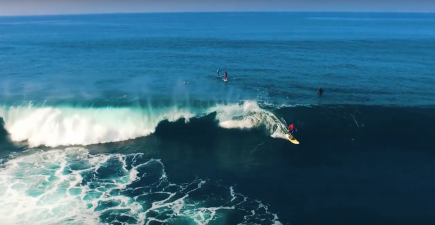 New Film Features SUP Legend Dave Kalama And Friends Surf Costa Rica And Mexico | ActionHub
