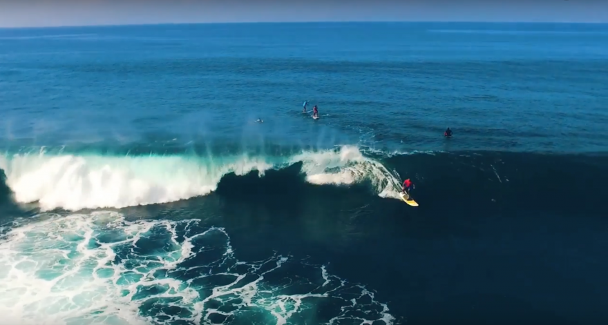 New Film Features SUP Legend Dave Kalama And Friends Surf Costa Rica And Mexico   ActionHub
