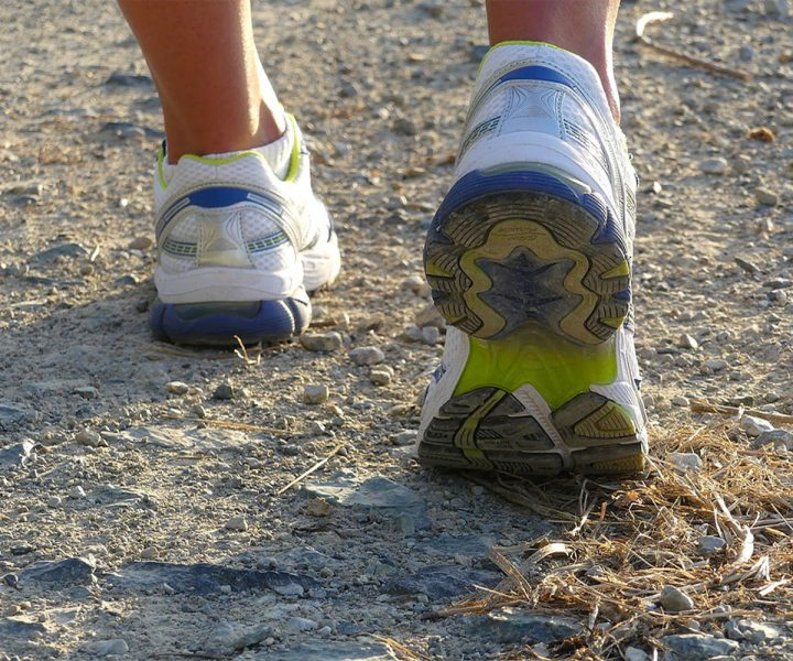 Why You Should Ditch Your Hiking Boots For Running Shoes | ActionHub