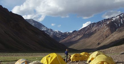 Climbing Aconcagua? Here's what it'll cost you | ActionHub
