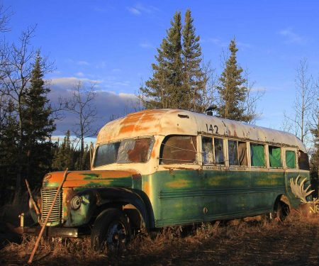 """""""Into the Wild"""" bus pilgrimage still deadly for the unprepared 