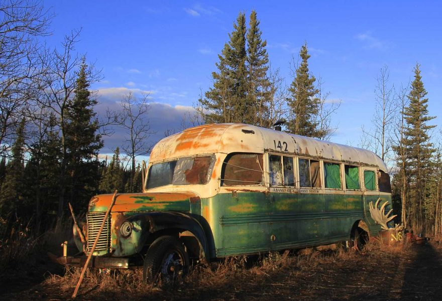 """Into the Wild"" bus pilgrimage still deadly for the unprepared 